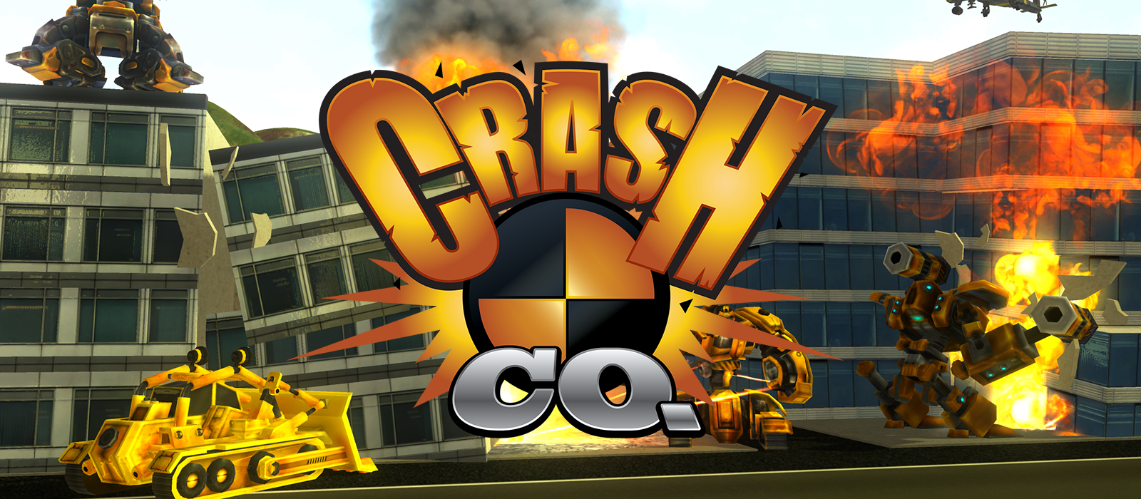 CRASH CO!
